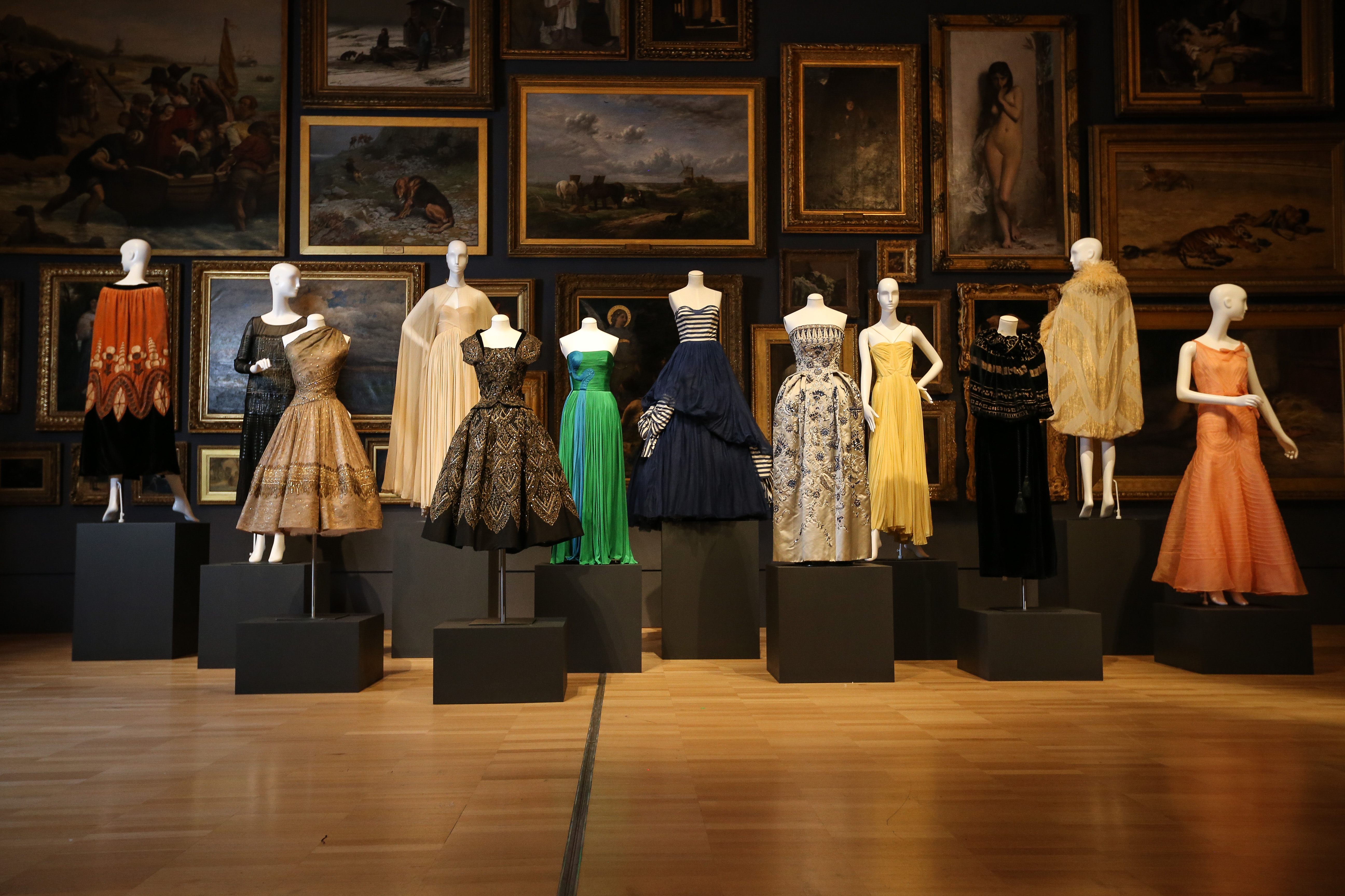 A selection of works from The Dominique Sirop Collection, National Gallery of Victoria, Melbourne, Purchased with funds donated by Mrs Krystyna Campbell-Pretty in memory of Mr Harold Campbell-Pretty, 2015.