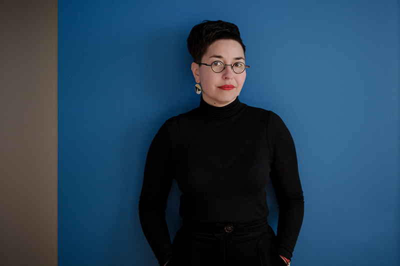 Photo of Esther Anatolitis
