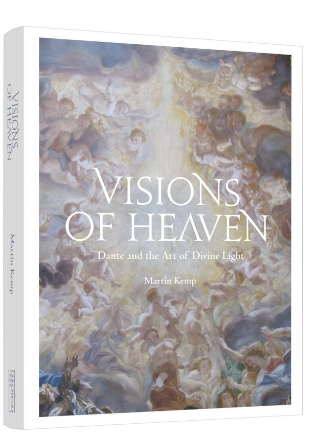 The cover of the book 'Visions of Heaven'