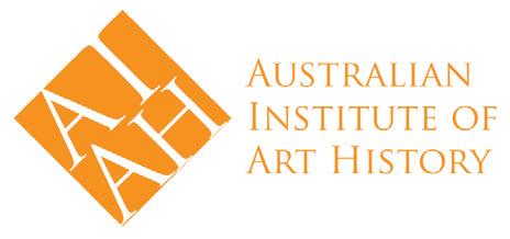 Logo of the Australian Institute for Art HIstory