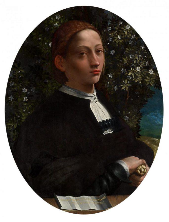 Dosso Dossi's portrait of Lucrezia Borgia