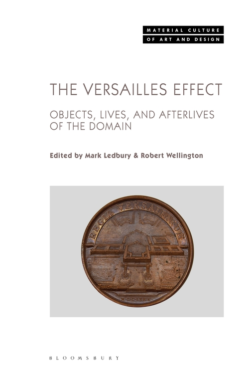 Cover of the book 'The Versailles Effect'