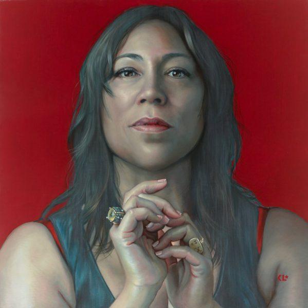 Kathrin Longhurst, 'Kate' (Portrait of Kate Ceberano)